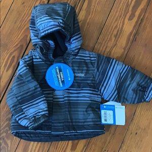 Columbia jacket 3-6 month.